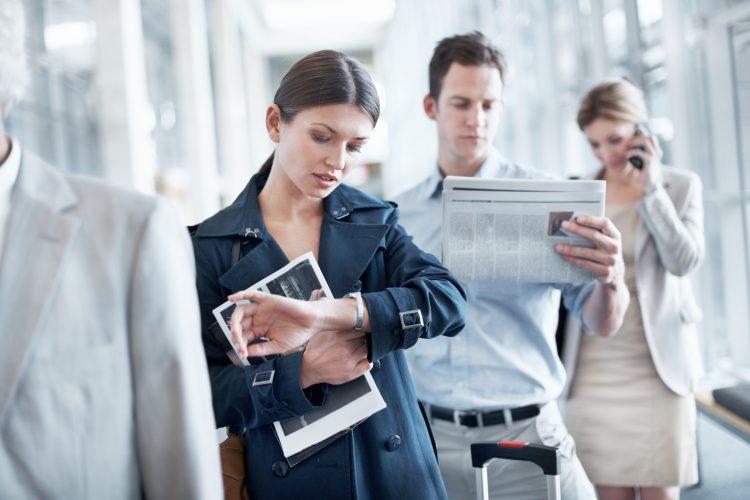 Cum poate fi diminuat stresul unei calatorii in interes de afaceri