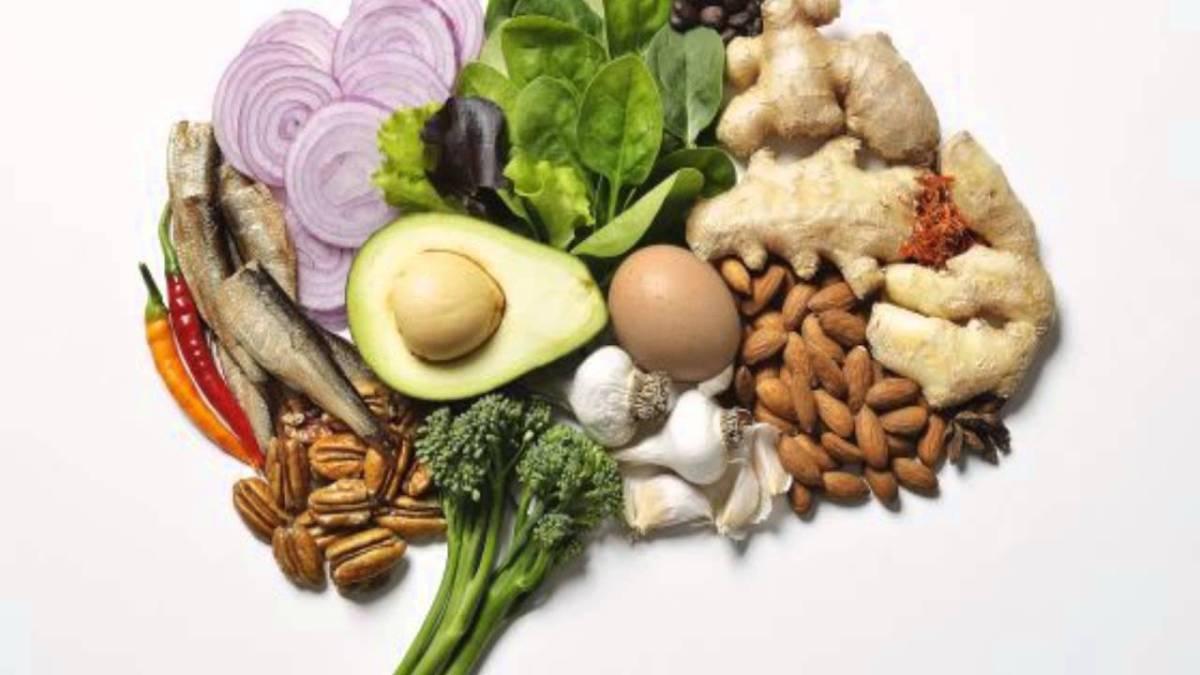 Top 5 alimente pentru buna functionare a creierului