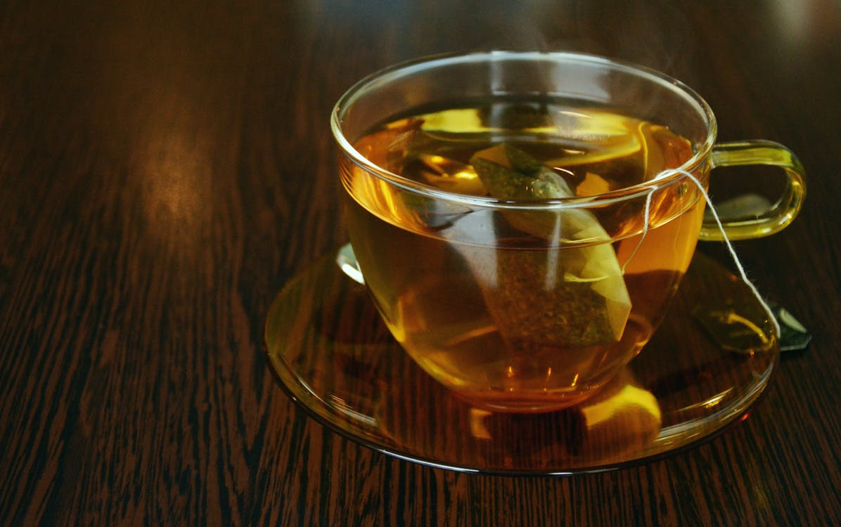 Cum te poate ajuta ceaiul verde ca sa scapi de kilogramele in plus?