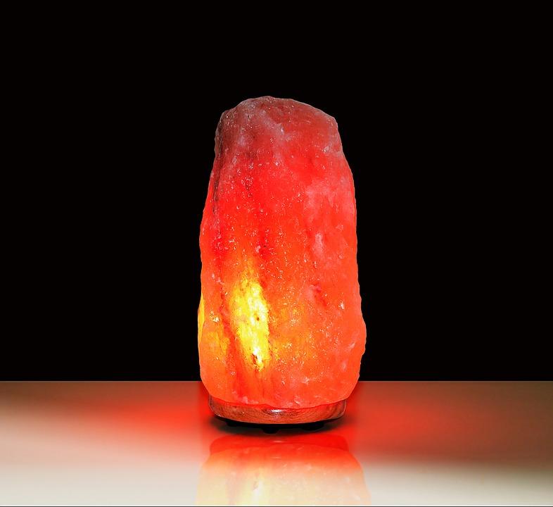 Efectele benefice ale lampilor de sare de Himalaya asupra organismului