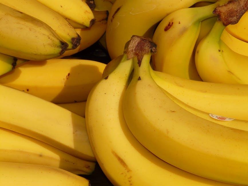 Care sunt alimentele bogate in potasiu?
