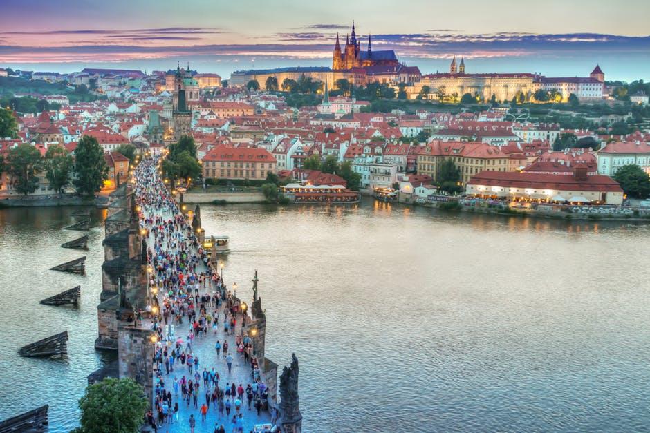 Top 5 obiective turistice din Praga