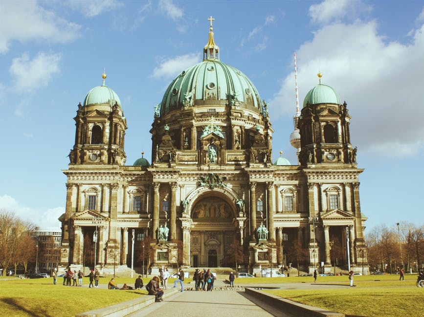 Top 5 obiective turistice din Berlin