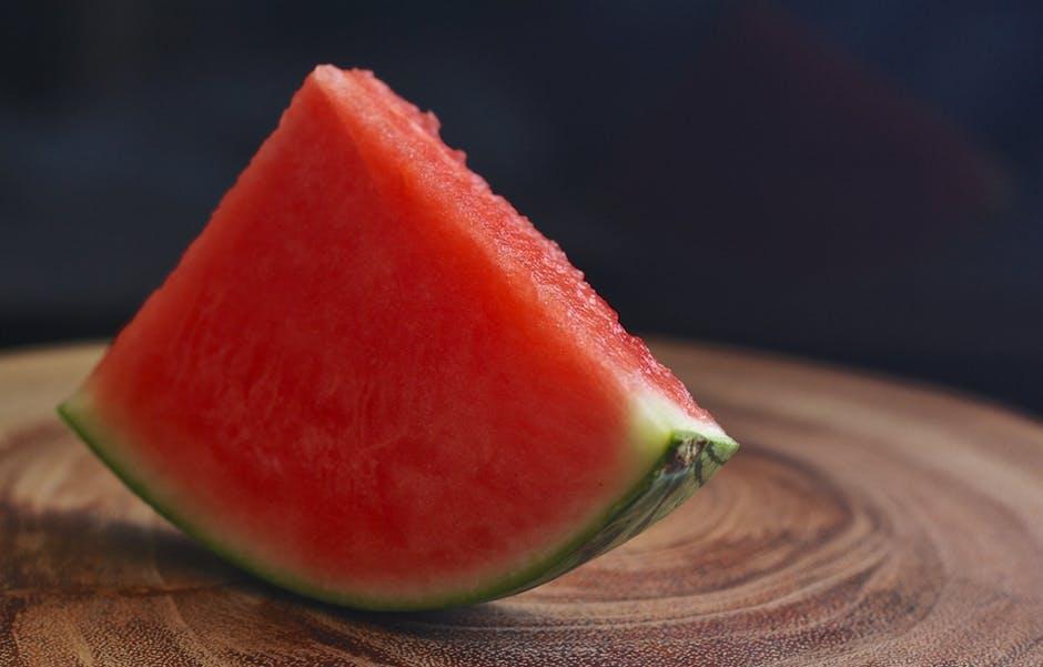 Suc de pepene - Cele mai importante beneficii pentru sanatate