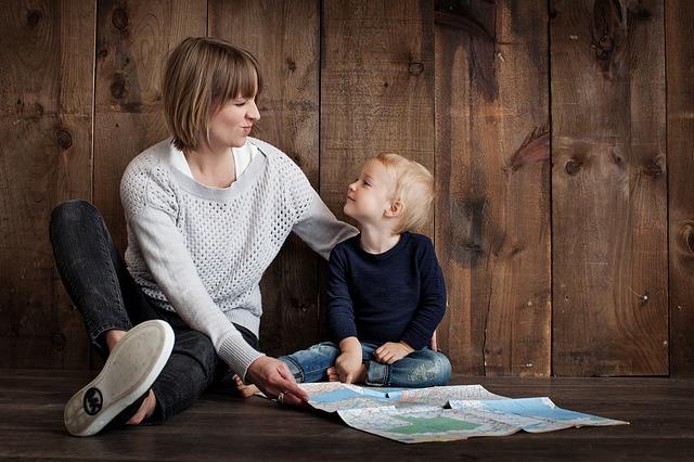 Cum iti poti creste sanatos copilul ca parinte singur