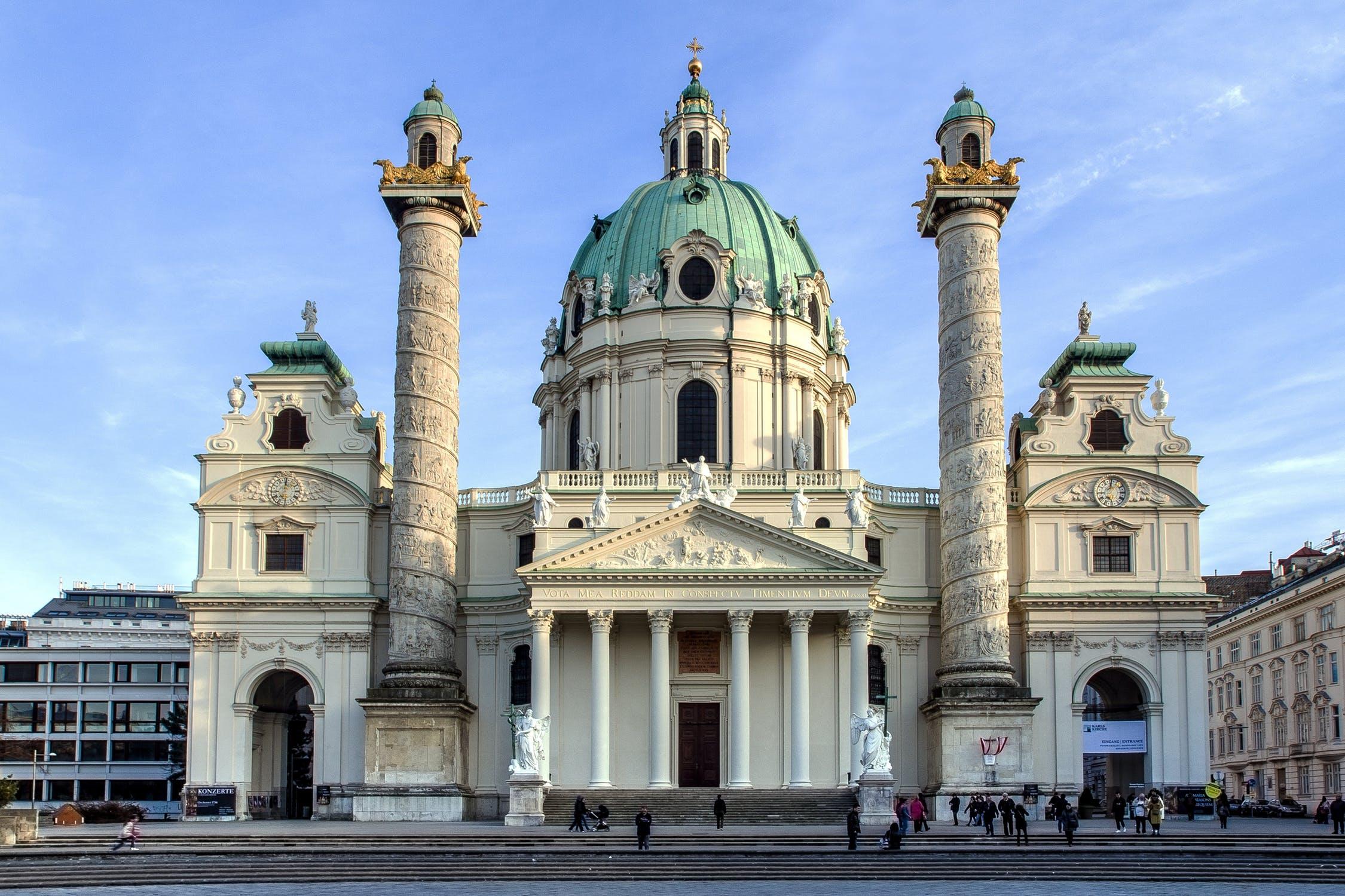 Top 5 obiective turistice din Viena