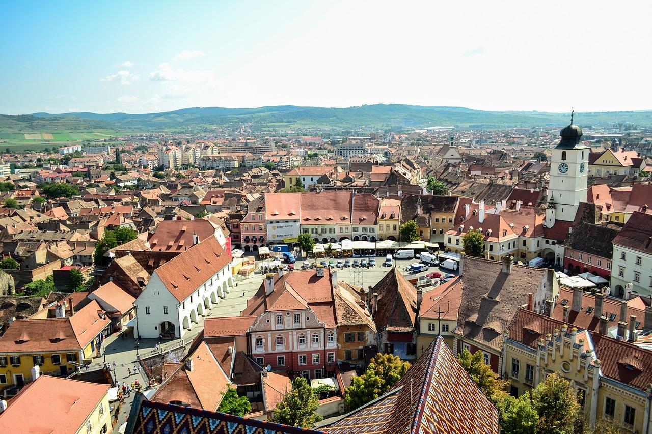 Top 5 obiective turistice din Sibiu