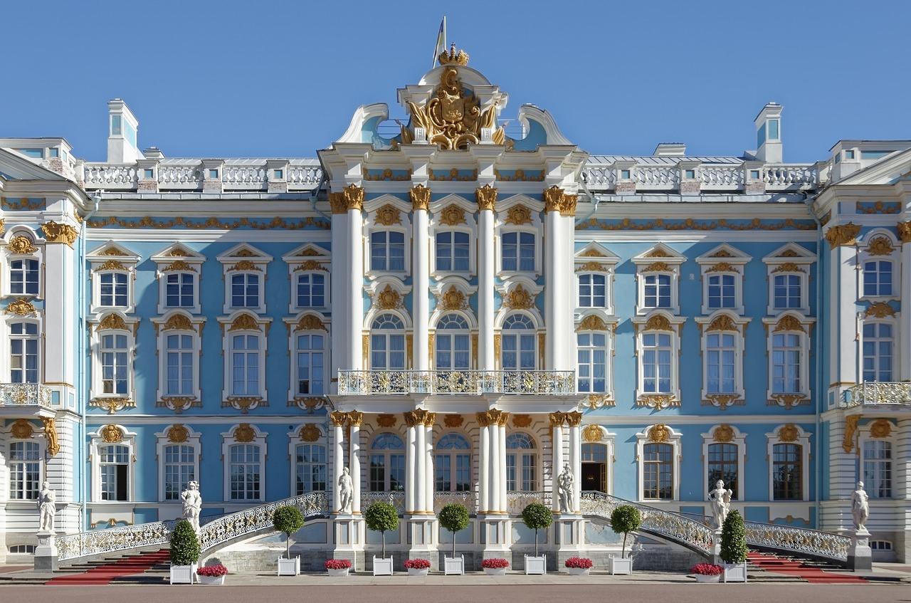Top 5 obiective turistice din Sankt Petersburg