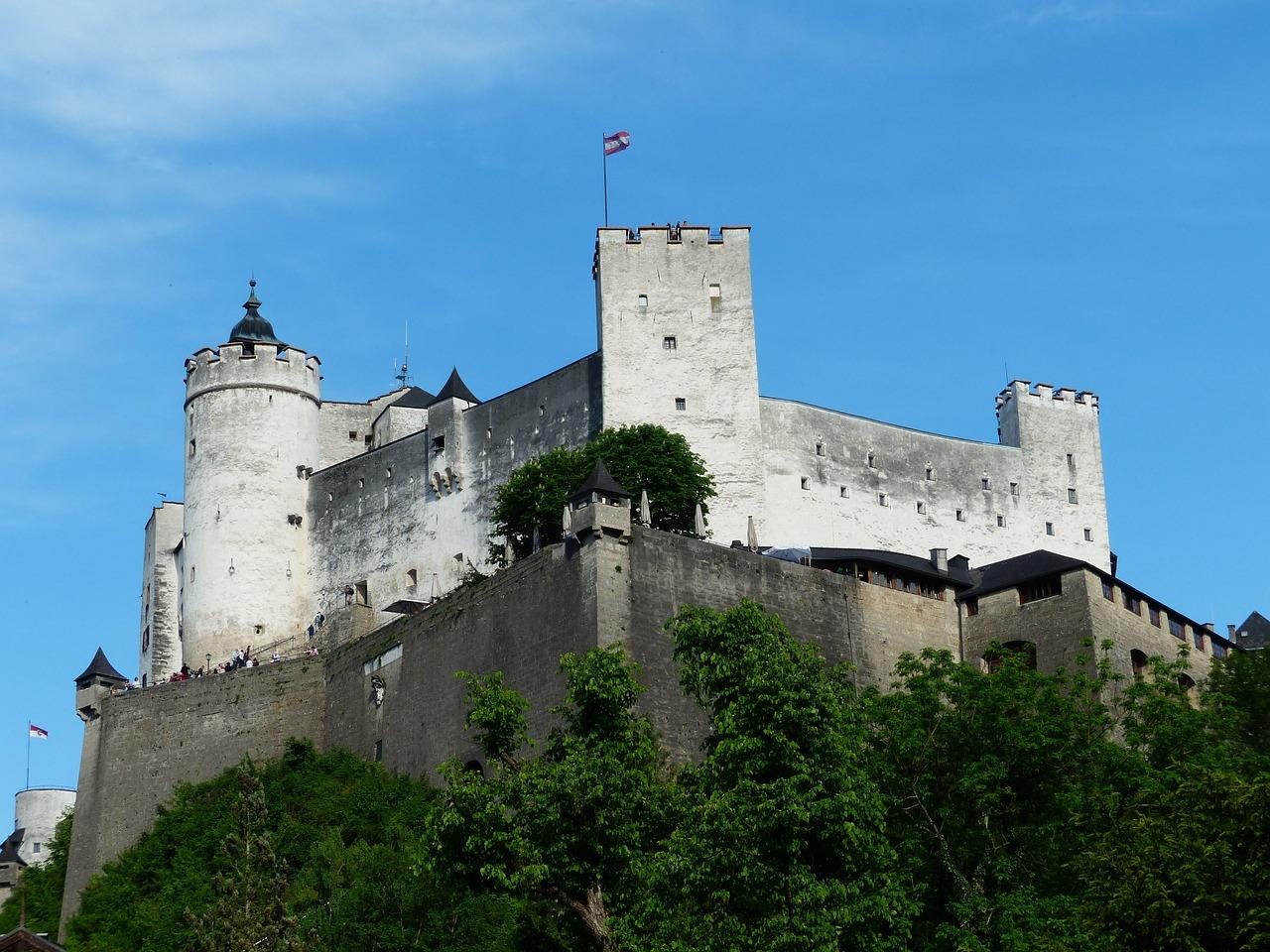 Top 5 obiective turistice din Salzburg
