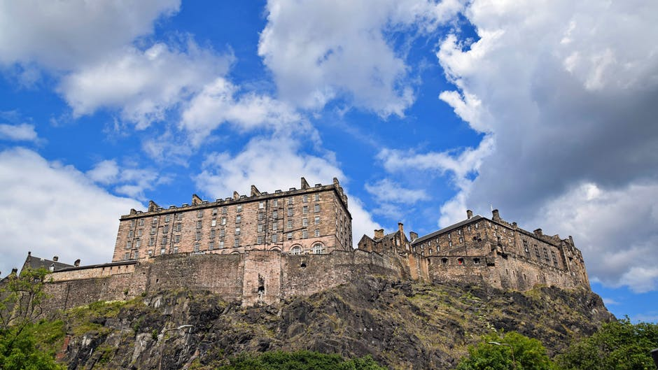 Top 5 obiective turistice din Edinburgh