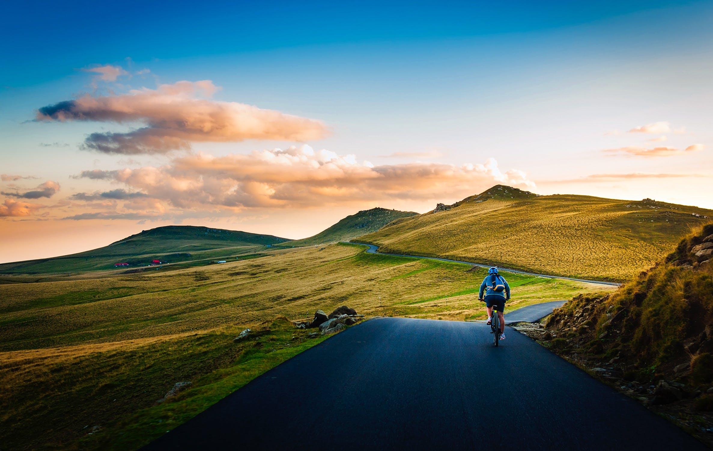 Ciclism - Top 5 beneficii pentru sanatate