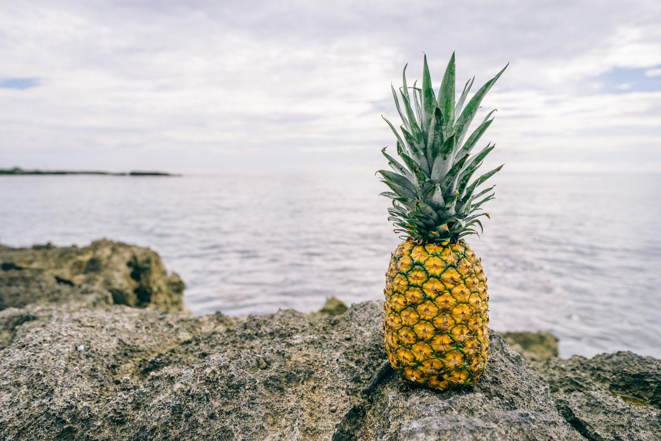 Ananas - Top 3 beneficii pentru sanatate