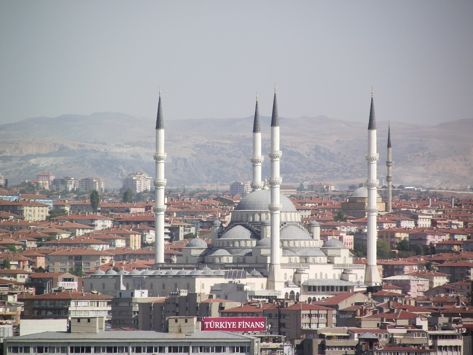 Top 5 obiective turistice Ankara