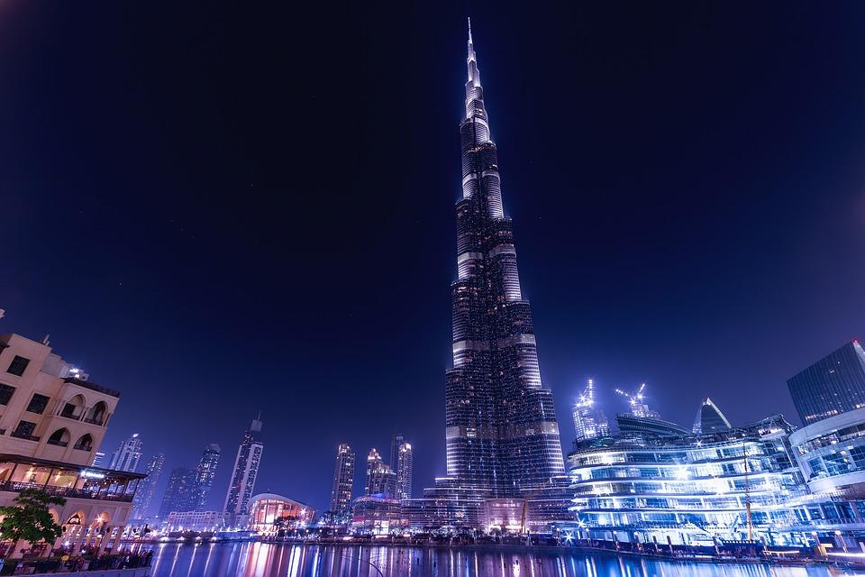 Top 4 obiective turistice din Dubai