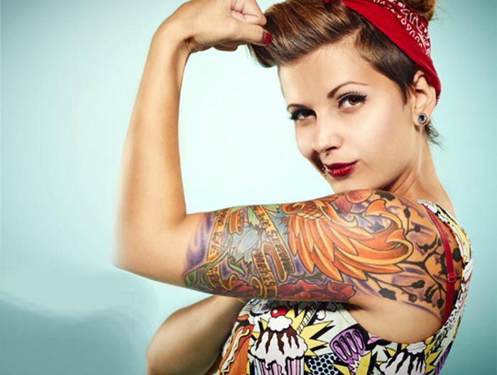 Ai un tatuaj? Ce semnifica?