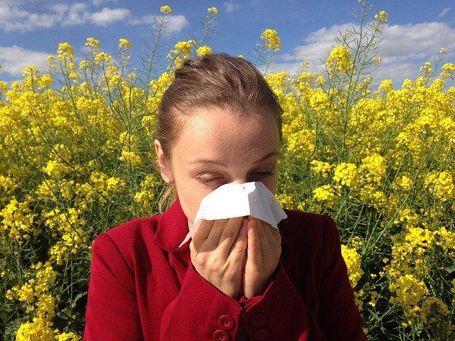 5 semne ca suferi de o alergie