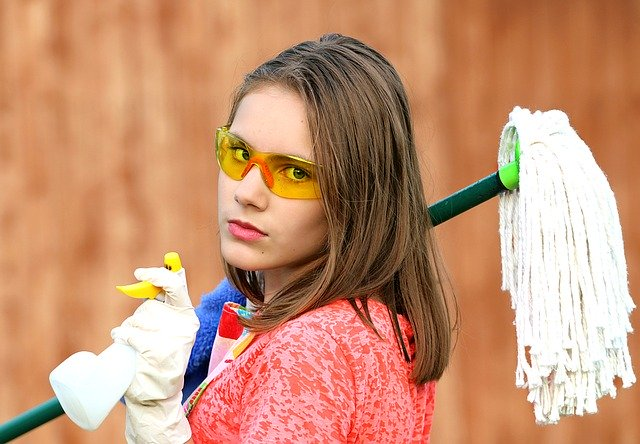 Cum sa iti dezinfectezi casa pentru a preveni raspandirea coronavirus