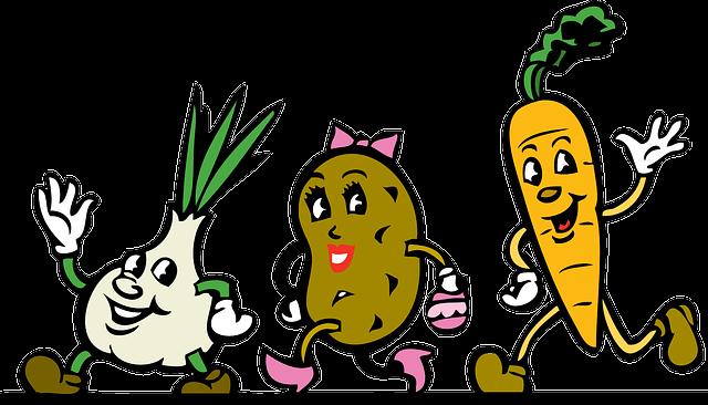 10 lucruri pe care nu le stiai despre legume