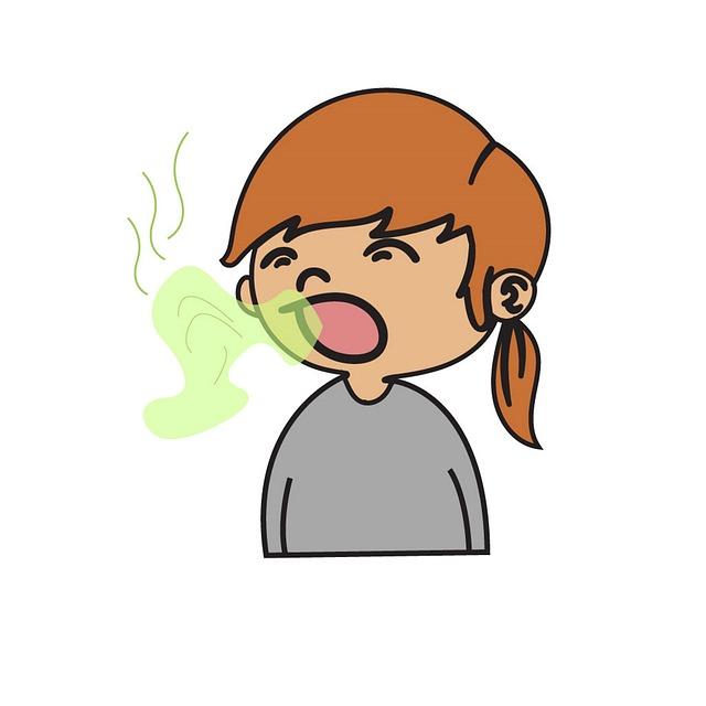 5 trucuri pentru a invinge respiratia urat mirositoare