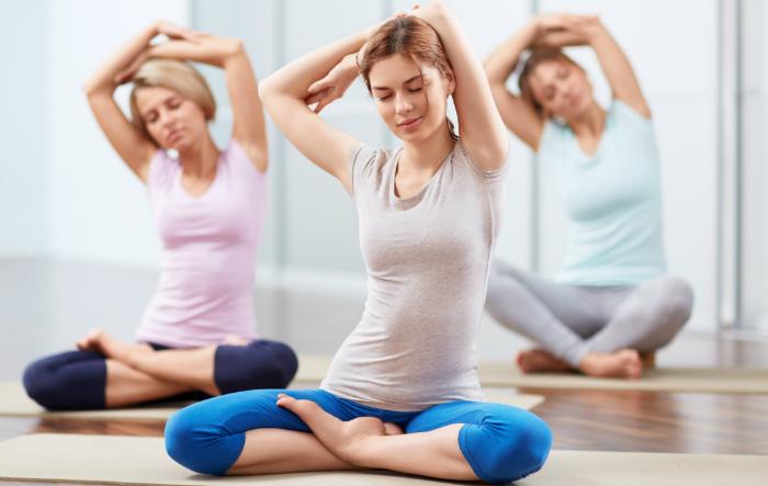 Yoga, un remediu eficient impotriva migrenelor