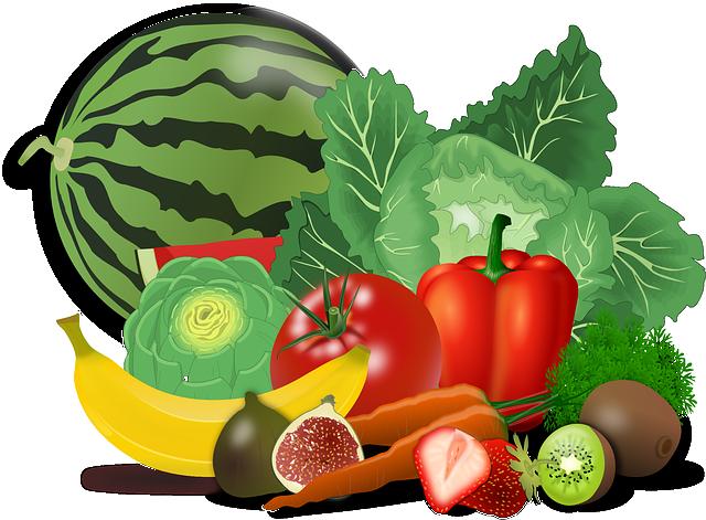 Dieta si importanta ei pentru buna functionare a organismului nostru