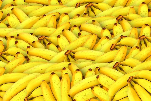 3 moduri in care poti folosi bananele in alimentatie