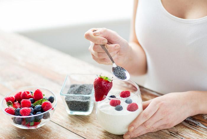 Semintele de chia: secretul prevenirii cancerului si greutatii in exces