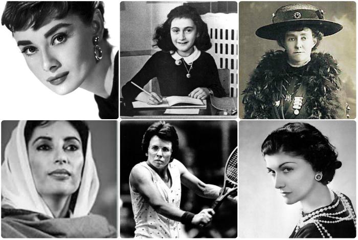 Cele mai influente femei din istorie