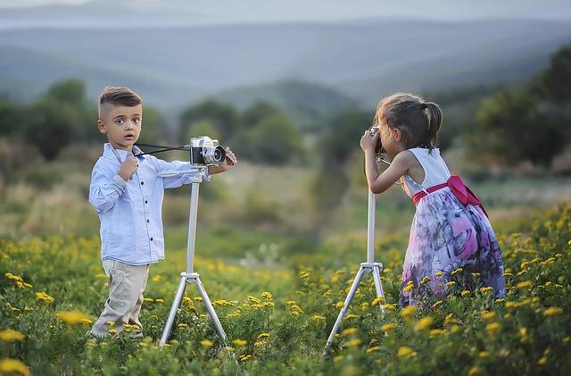 4 Modalitati de a stimula curiozitatea copiilor