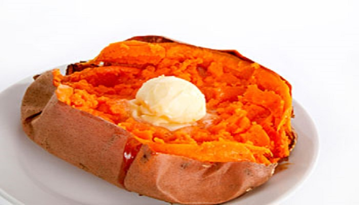Pranzuri gustoase, sanatoase si rapide cu cartofi dulci