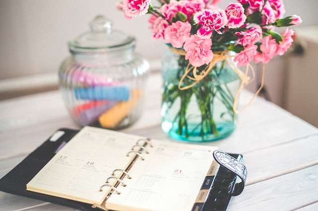Cum sa-ti folosesti agenda pentru o planificare eficienta