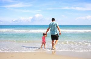 5 Sfaturi utile la prima vacanta cu copilul