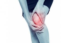 inflamație lângă genunchi