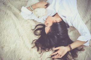 5 secrete ca sa dormi mai bine