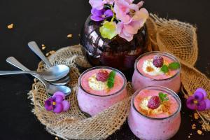 Iaurtul inghetat, un desert sarac in calorii! Care sunt beneficiile pentru sanatate?