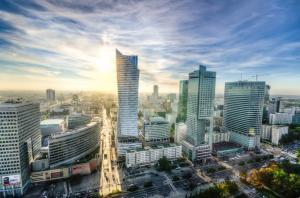 Top 5 obiective turistice din Varsovia