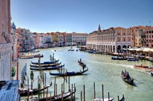 Top 5 obiective turistice din Venetia
