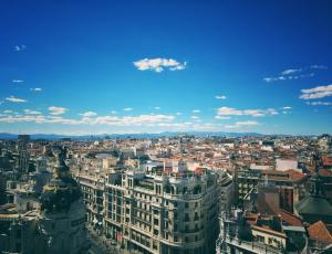 Top 5 obiective turistice din Madrid