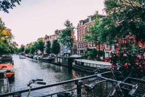 Top 5 obiective turistice din Amsterdam