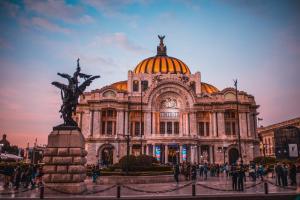 Top 5 obiective turistice din Ciudad de Mexico
