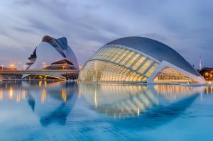 Top 5 obiective turistice din Valencia
