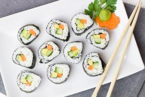 Sushi - Cele mai importante beneficii pentru sanatate