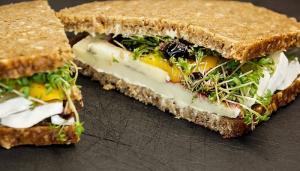 Cinci gustari vegetariene cu putine calorii si usor de preparat