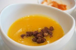 Supa crema de dovleac, reteta delicioasa de toamna